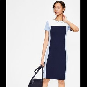 Boden Jeanette Ottoman Dress NWOT